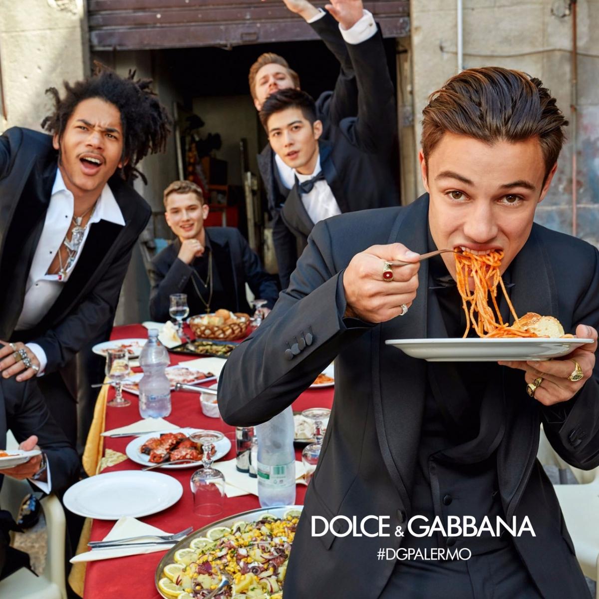 Dolce&Gabbana 18FW 再打網紅牌,幫個忙請把模特兒的工作還給模特兒