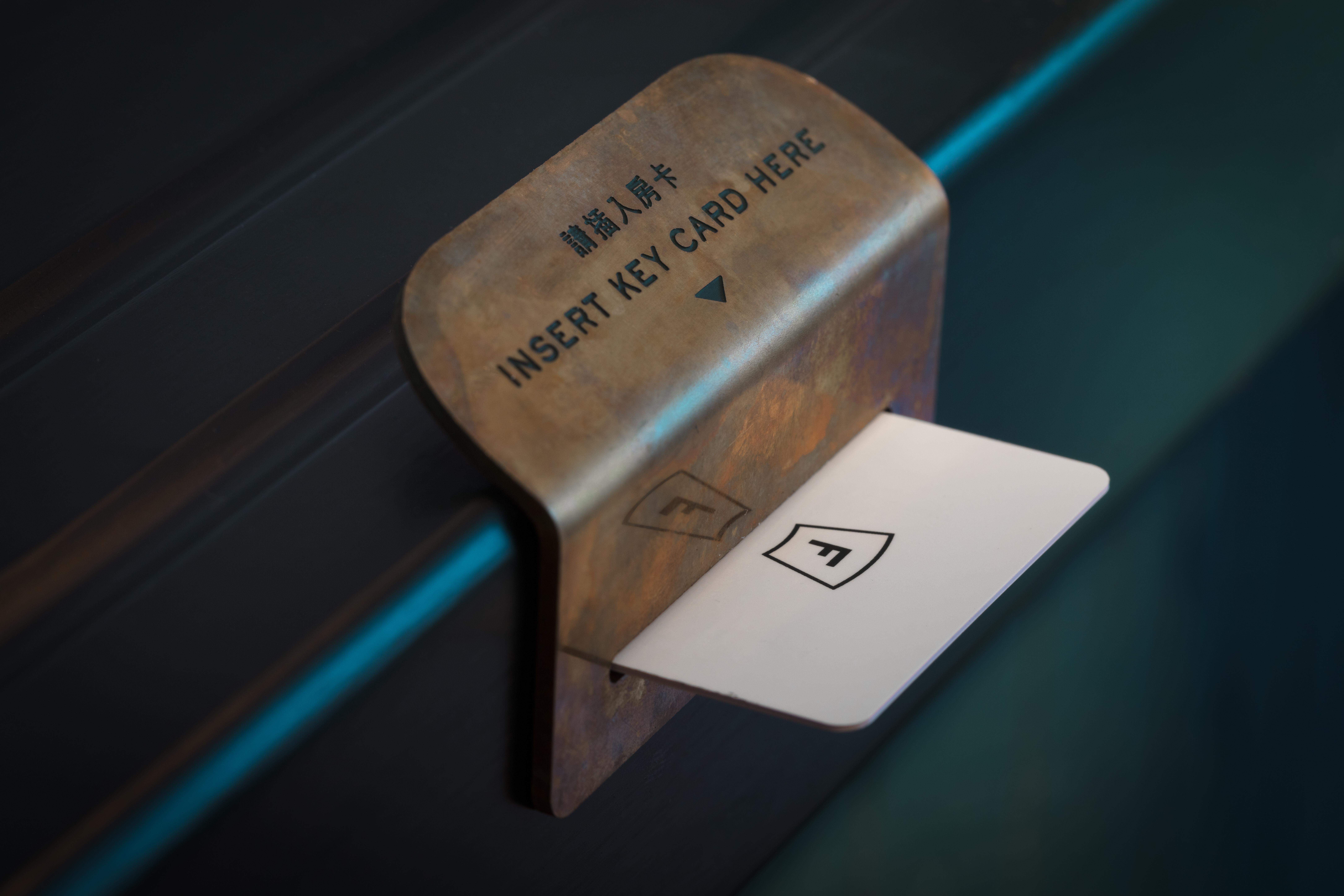 The Fleming - Guestroom Keycard Lock