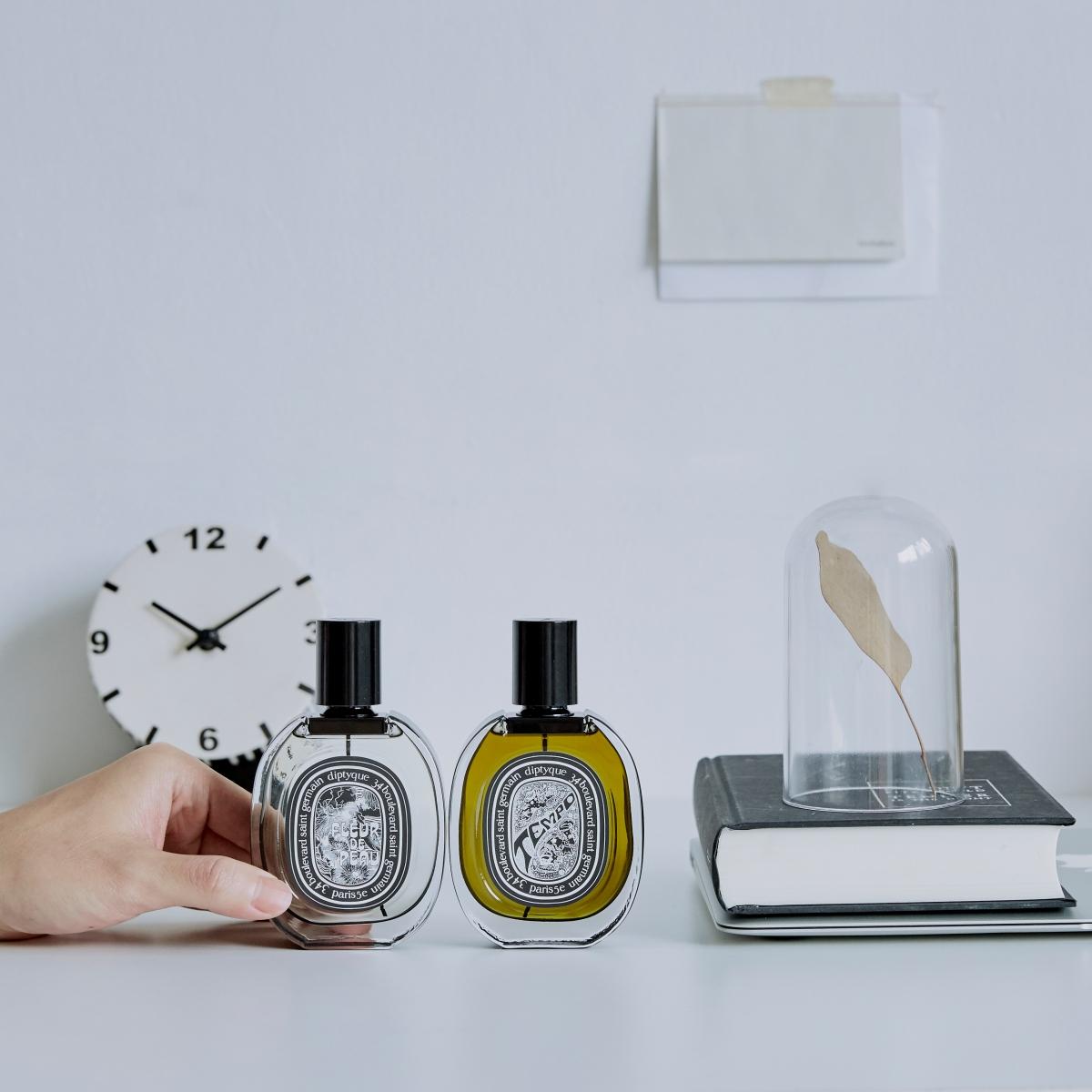 diptyque 同時推出Tempo坦博跟Fleur de Peau肌膚之華淡香精,選擇困難症必須發作