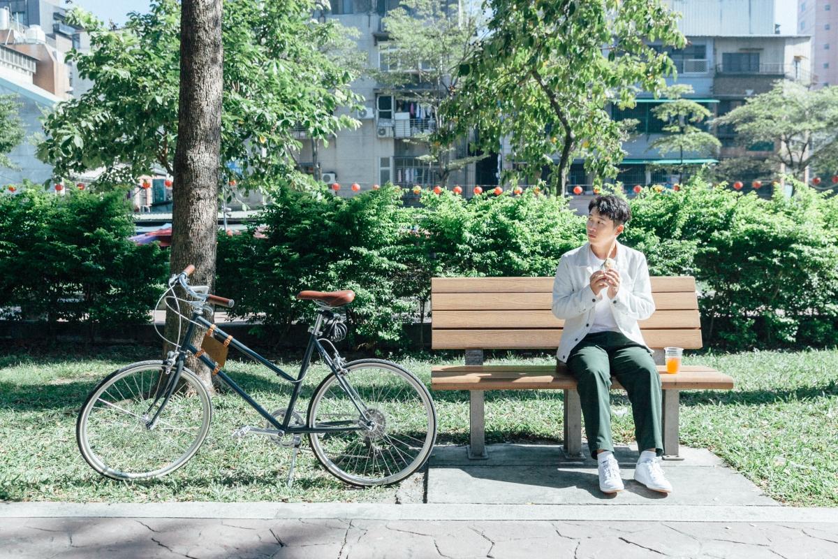 老台北人約會之必要:請用最老派的方式踩著單車往西城走